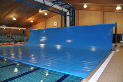 Heat Retention Swimming Pool Covers For Lesiure Centres Hotels And Schools