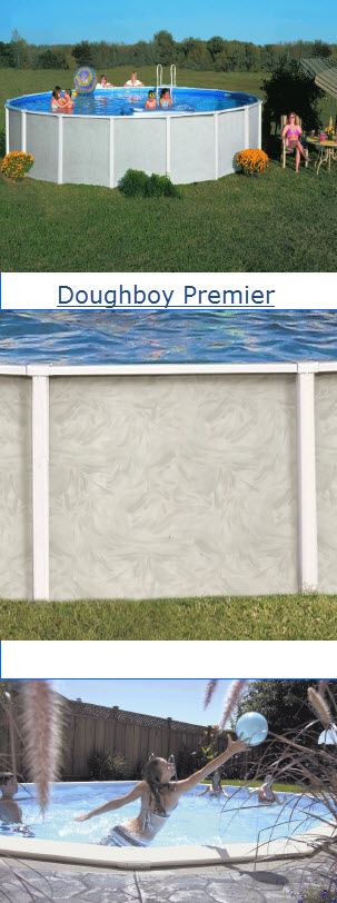 Doughboy Swimming Pools