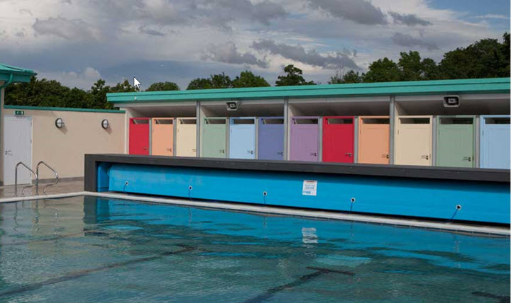 heat retention swimming pool covers for lesiure centres,hotels and ...