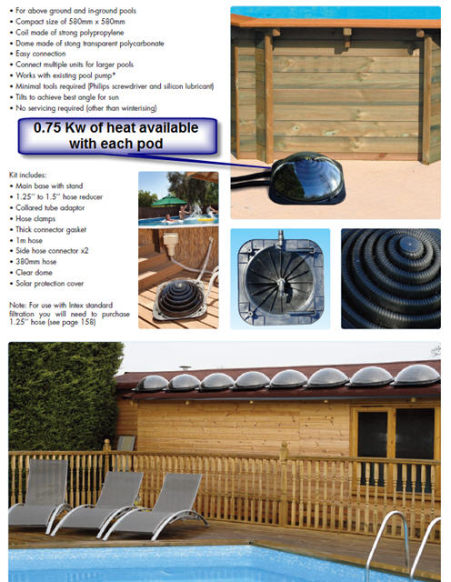 solar pool cover instructions